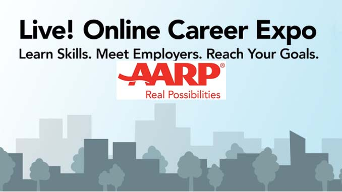AARP Flexible Work Online Expo