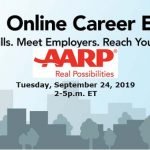 Baby Boomers Who are Interested in Part-Time Job - AARP's Flexible Work Online Expo