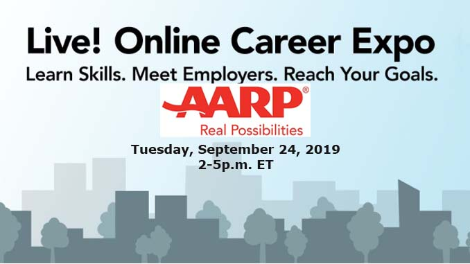 AARP Flexible Work Online Expo