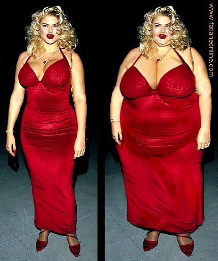 Anna Nicole Smith Weight Loss