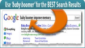 Baby Boomer Search
