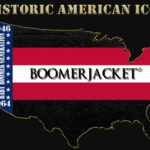 THE 'BOOMER JACKET' COMMEMORATING THE 'BABY BOOMER GENERATION'
