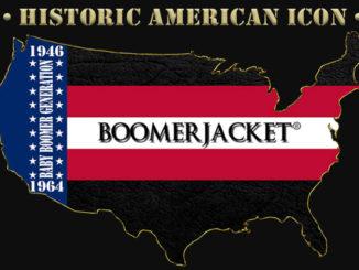 The Boomer Flight Jacket