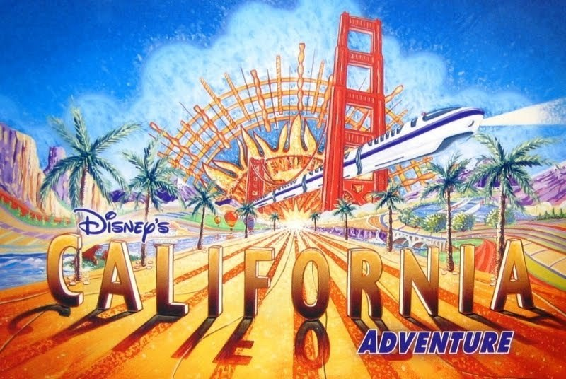 California Adventure Vacation