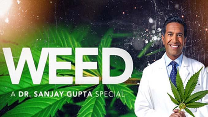 Dr Sanjay Gupta - Weed