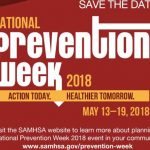 Baby Boomers Observe National Prevention Week - May 13 to May 19
