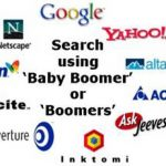 Use 'Baby Boomers' in Online Search for Our Products & Services