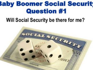 Will Social Security be there for Baby Boomers